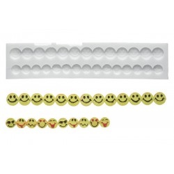 SMILES SILICONE MOULDS