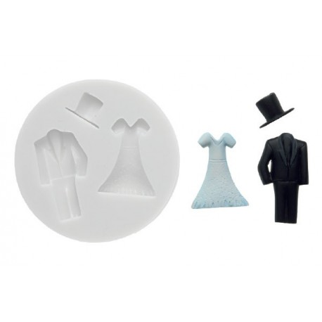 CLOTHES SILICONE MOULD