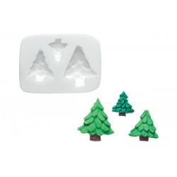 TREE SILICONE MOULD