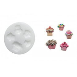 CUPCAKES SILICONE MOULD