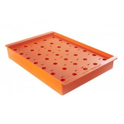 Pops Display Tray - Orange