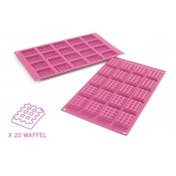 SF 147 MINI WAFFEL SQUARE