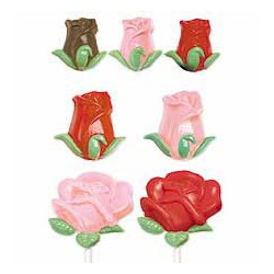 ROSES&BUDS LOLLI MOLD