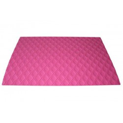DECORATIVE MAT - MATELASSE-WMAT02