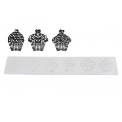 TRICOT DECOR CUP CAKES TRD12