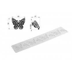 BUTTERFLY TRICOT DECOR-TRD02