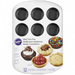 12 CAV MINI TART PAN