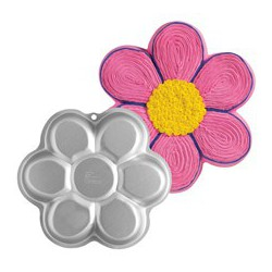 DANCING DAISY FLOWER CAKE PAN