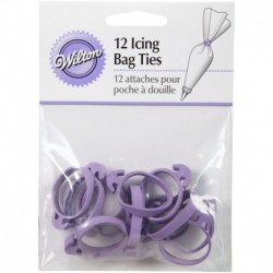 12 ICING BAG TIES