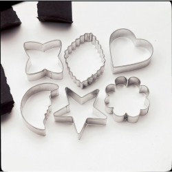 6PC METAL BASIC CC SET