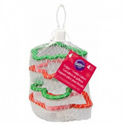 HOLIDAY 4PC GRIPPY BAGGED SET