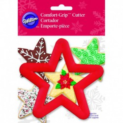 HOLIDAY COMFORT GRIP STAR CC