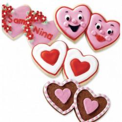 COMFORT GRIP DBLE HEART CC