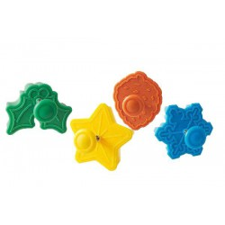ACC104 - MINI COOKIE CUTTER JINGLE BELLS