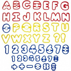 50 PC ABC & 123 CC SET