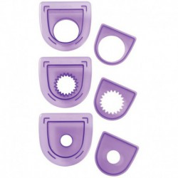 CIRCLES CUTTING INSERT SET