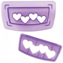HEARTS BORDER CUTTING INSERT