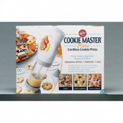 COOKIE MSTR PLUS COOKIE PRESS