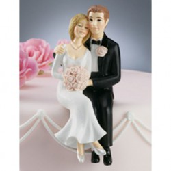 SWEET COUPLE TOPPER