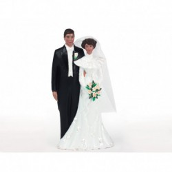 Happiest Day with Black Tux Figurine