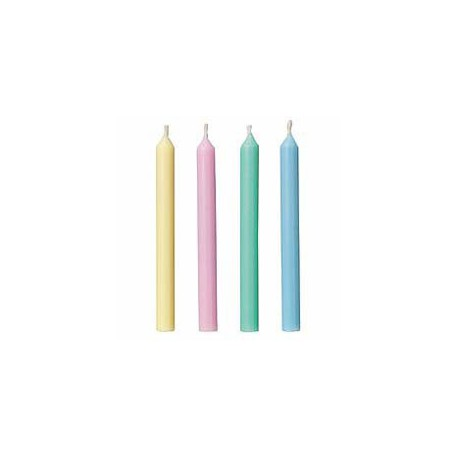 CELEB ROUNDS CANDLES - SOFT