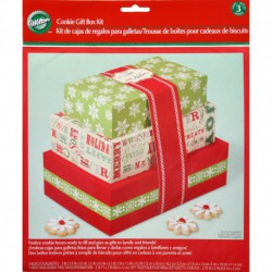 STACKED COOKIE BOX KIT HMH 3CT