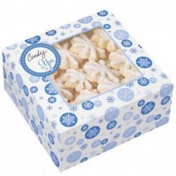 BLUE SNOWFLAKE BOX 3CT