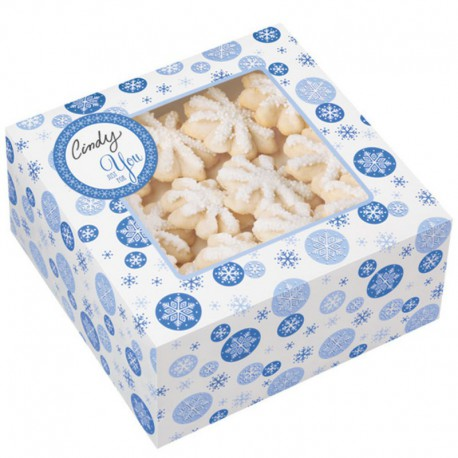 BLUE SNOWFLAKE BOX 3CT