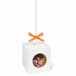POPS GIFT BOX SINGLE WHT 12CT
