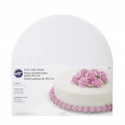 16IN CAKE CIRCLE-6/PK