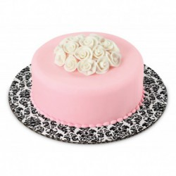 CAKE BOARD DAMASK 3CT