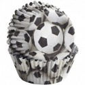 SOCCER BAKING CUP