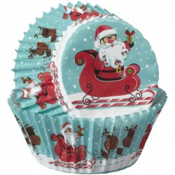 BAKING CUPS SWEET HOLIDAY