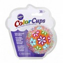 CLRCUP STD FLOWERS 36CT