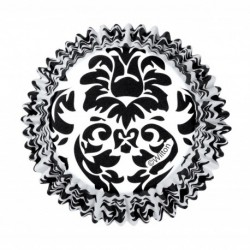 CLRCUP STD DAMASK BW 36CT