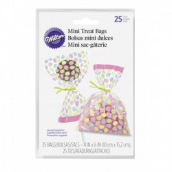 TREAT BAG MINI ESTER HTT 25CT