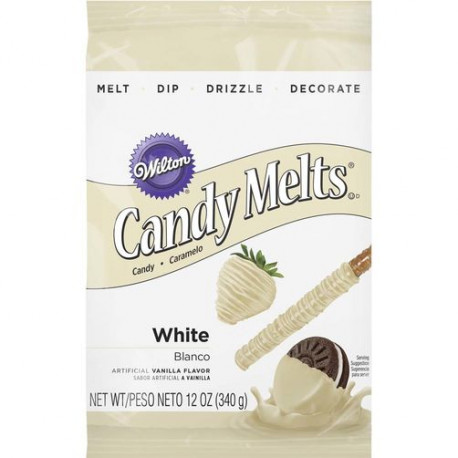 INTL WHITE CANDY MELTS