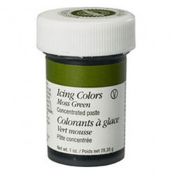 INTL MOSS GREEN ICING COLOR