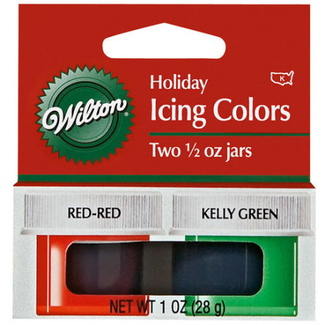 INTL CHRISTMAS 2 COLOR KIT