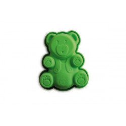 GREEN TEDDY BEAR MOULD