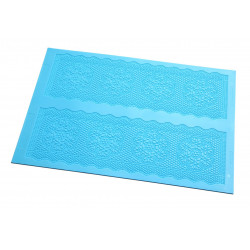 Confectioner's Mat, Lace