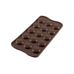 CHOCO MACARONS Silicone Mould