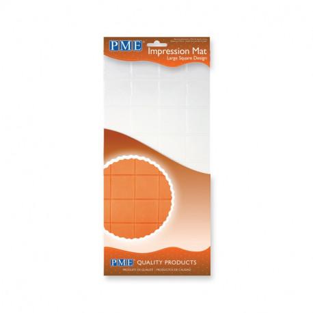 Square Large Impression Mat