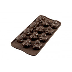 CHOCO ANGELS SILICONE MOULD