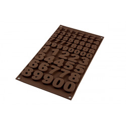 CHOCO123 Numbers Chocolate Mould