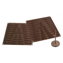 3D TREE Chocolate Mould
