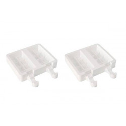 Easy Cream Silicone Square Ice Cream Mould