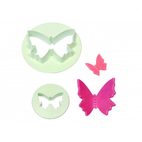 Butterfly Cutter Set 2