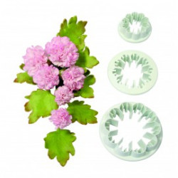 Carnation Cutter Set 3