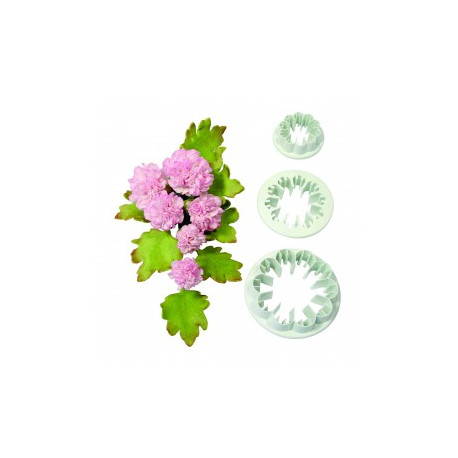 Carnation Cutter Set 3